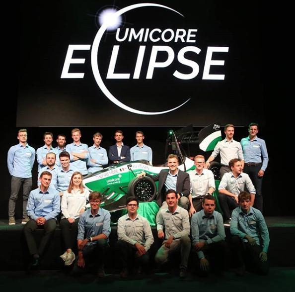 Formule electric belgium umicor eclipse